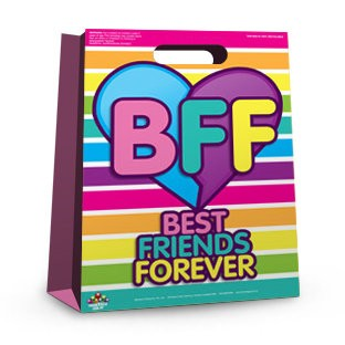 bff best friends forever showbag alley